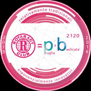 Logo Distretto Rotaract 2120 A.R. 15-16